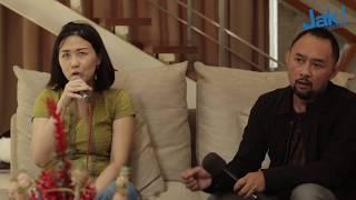 """""""Bu Veronica Tan, Sekarang Jualan Fish Skin Salted Egg?"""" #NGOPISERU bersama Istri Pak Ahok"""