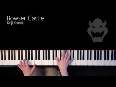 Bowser's Castle - Solo Piano Arrangement