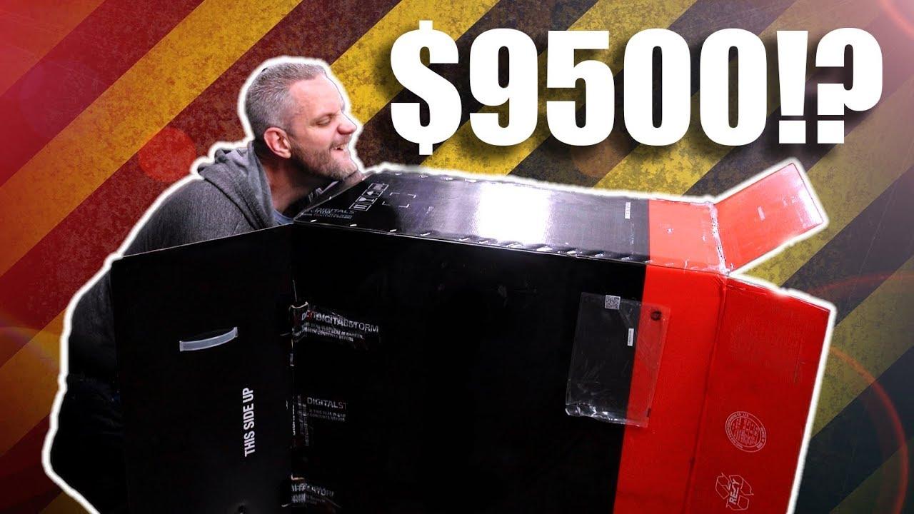 unboxing-a-9500-custom-computer