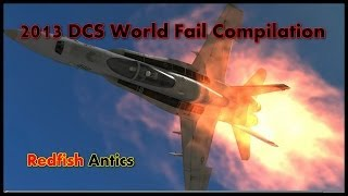 dcs crashes compilation 2013 aef 161 squadron