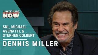 SNL, Michael Avenatti, & Stephen Colbert: Dennis Miller Answers Your Questions
