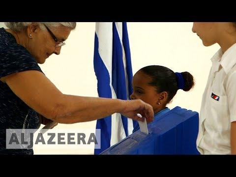Cuba holds municipal elections as post-Castro era nears