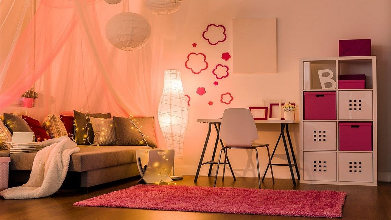 Red Colour Wall: Top 25 Wall Colors For Bedroom And Living Room Wall Colors