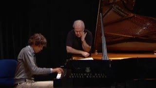 Download lagu Ax: Finger Substitution In Beethoven's Op.28, Sonata No.15