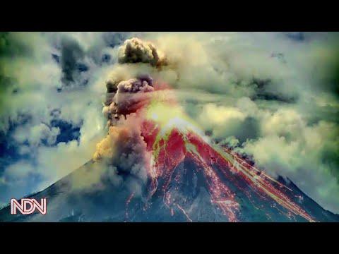 Suspicious Eruption Merapi Volcano. 📢 Central Java, Indonesia