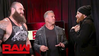 Strowman and Zayn to clash in a Falls Count Anywhere Match: Raw, May 13, 2019