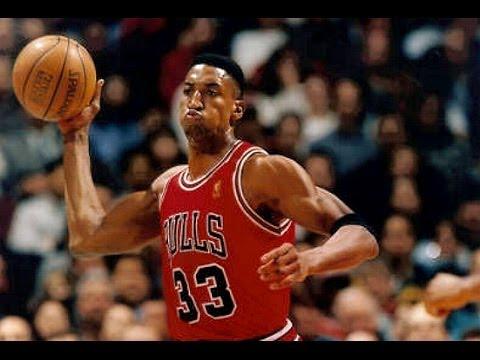 Bulls vs Pistons - 1996 (72-10 season) NBC game