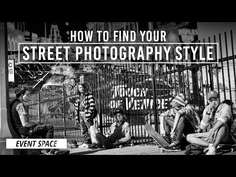 Street Photography: How to Find Your Style | B&H Event Space