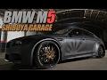 BMW M5 SHIBUYA GARAGE - Exclusive Project