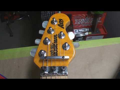 Ernie Ball Axis Guitar
