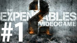 Expendables 2 - Walkthrough Part 1 - An Old Friend [No commentary] [PC]