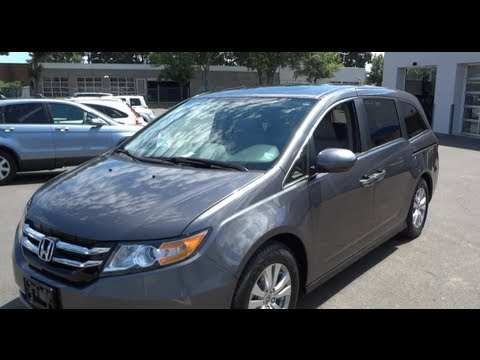 2014 honda odyssey ex l startup engine full tour review youtube. Black Bedroom Furniture Sets. Home Design Ideas