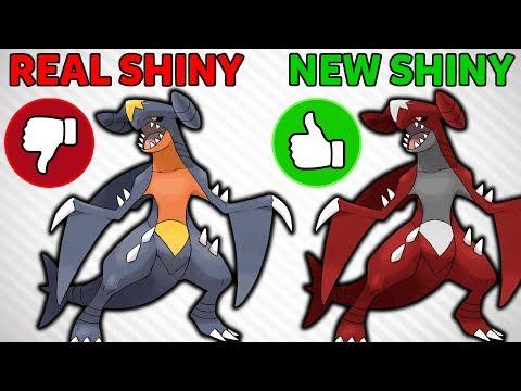 Top 10 Shiny Pokémon I Would Change