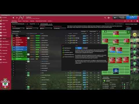 FM 2016 Taktik Analizi //TİKİ TAKA ///