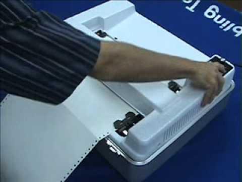 Braille Bookmaker Embosser