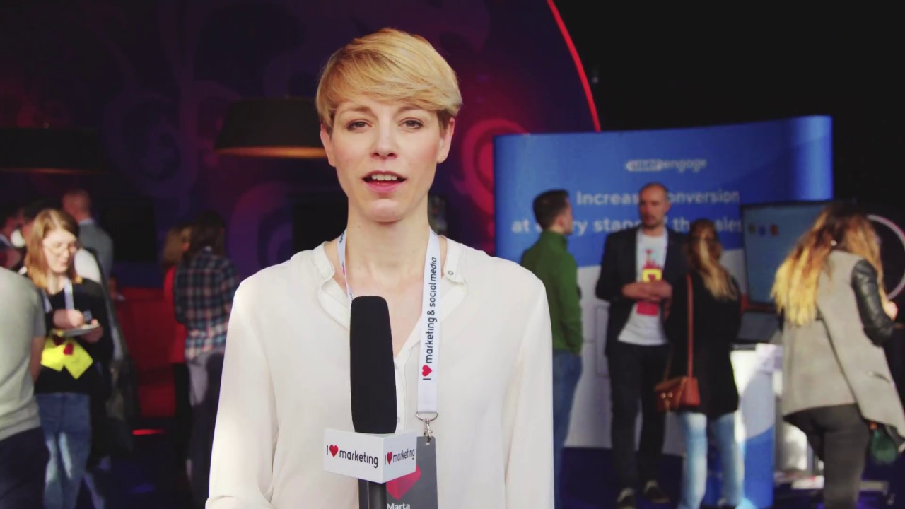 Konferencja Marketingowa – Opinia o I Love Marketing #ilovemkt