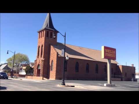 Winslow, AZ. (March, 2016)