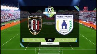 Pekan 13 Gojek Liga 1 2018   Bali United vs Persipura Jayapura   PES 2017