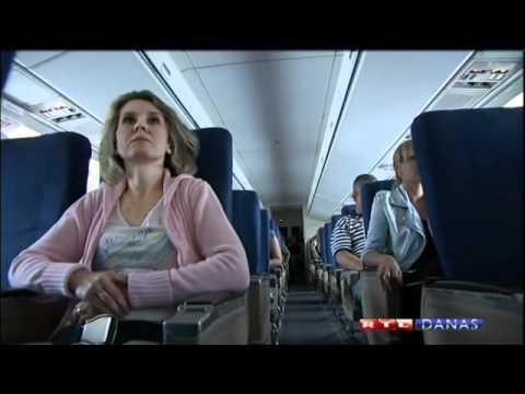"""<span class=""""title"""">Prilog RTL-a o prvom uspješno održanom tečaju oslabađanja straha od letenja</span>"""