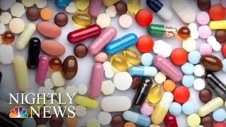 Common Medications May Increase Depression Risk For Adults   NBC Nightly News