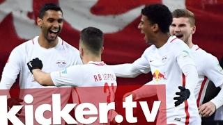 Leipzig bleibt bayern-jäger - kicker.tv