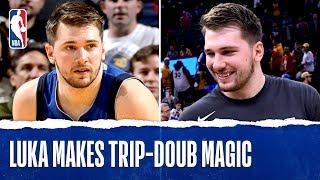 Luka Makes NBA HISTORY!