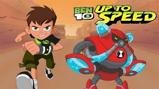 Ben 10: Up to Speed Chapter 3 Gameplay and New  Aliens (Overflow, Upgrade and Grey Matter)