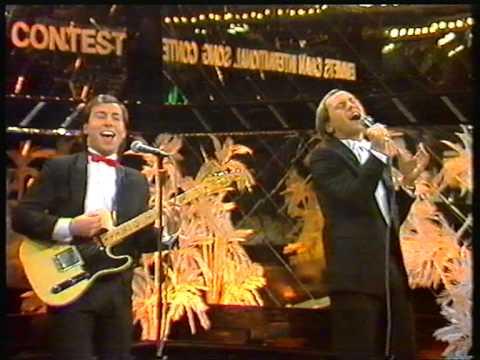 James Boys  Maybe Tonight, Emmets Cavan International Song Contest Winners 1985