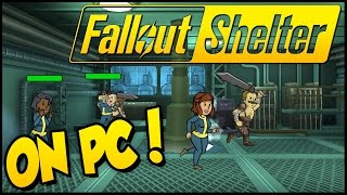 Fallout Shelter PC Gameplay! ➤  RAIDER ATTACK! [Fallout Shelter Gameplay]