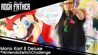 Nintendo Switch 1st Birthday Challenge: Mario Kart 8 Deluxe - Playing Blind?