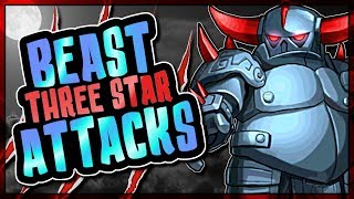 UNBELIEVABLE WOW ATTACKS YOU CAN'T MISS | CLUTCH WAR ATTACKS | Clash of Clans