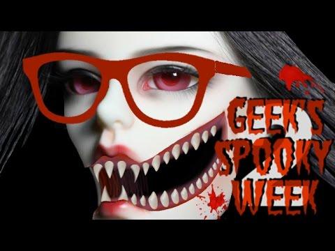 Eyes - Geek's Spooky Week 2