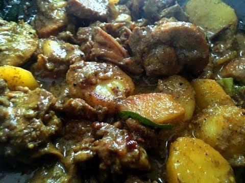 Easy Chicken Stew With Potatoes Recipe Sri Lankan