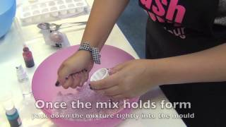 Plush Folly: How to make Bath Fizz Cupcakes Thumbnail