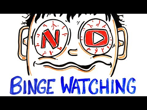 Video image: Is Binge Watching Bad For You?