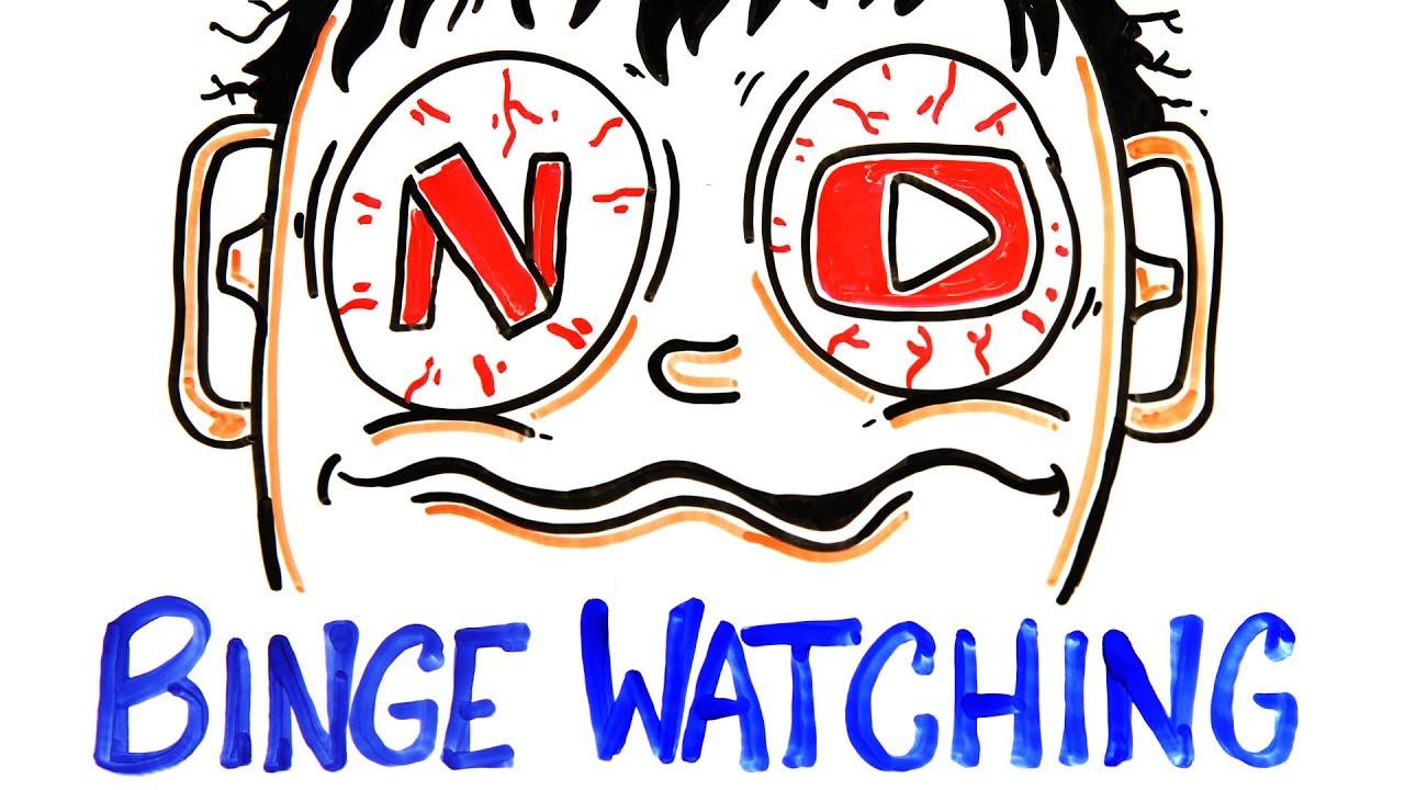 is binge watching bad