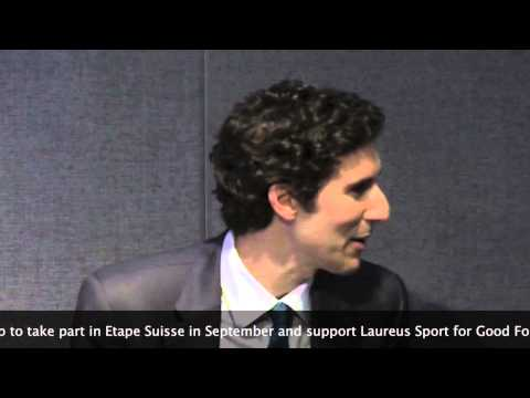 An introduction to the Laureus Foundation and how Etape Suisse supports the charity
