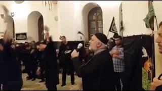 Haci Soltan Alizade Cümə Məscidi mərsiyə