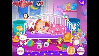 �������� ���� Малышка Барби - Пора Спать // Baby Barbie - It's Time to Sleep ������