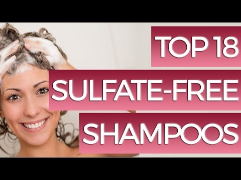 18 Best Sulfate Free Shampoos