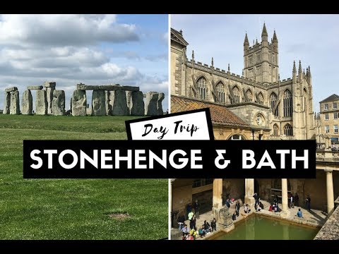 DAY TRIP FROM LONDON TO STONEHENGE AND BATH | Cityloveee