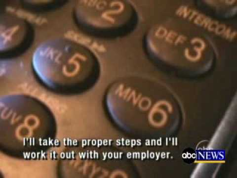 Outrageous Calls From Debt Collectors ABC News