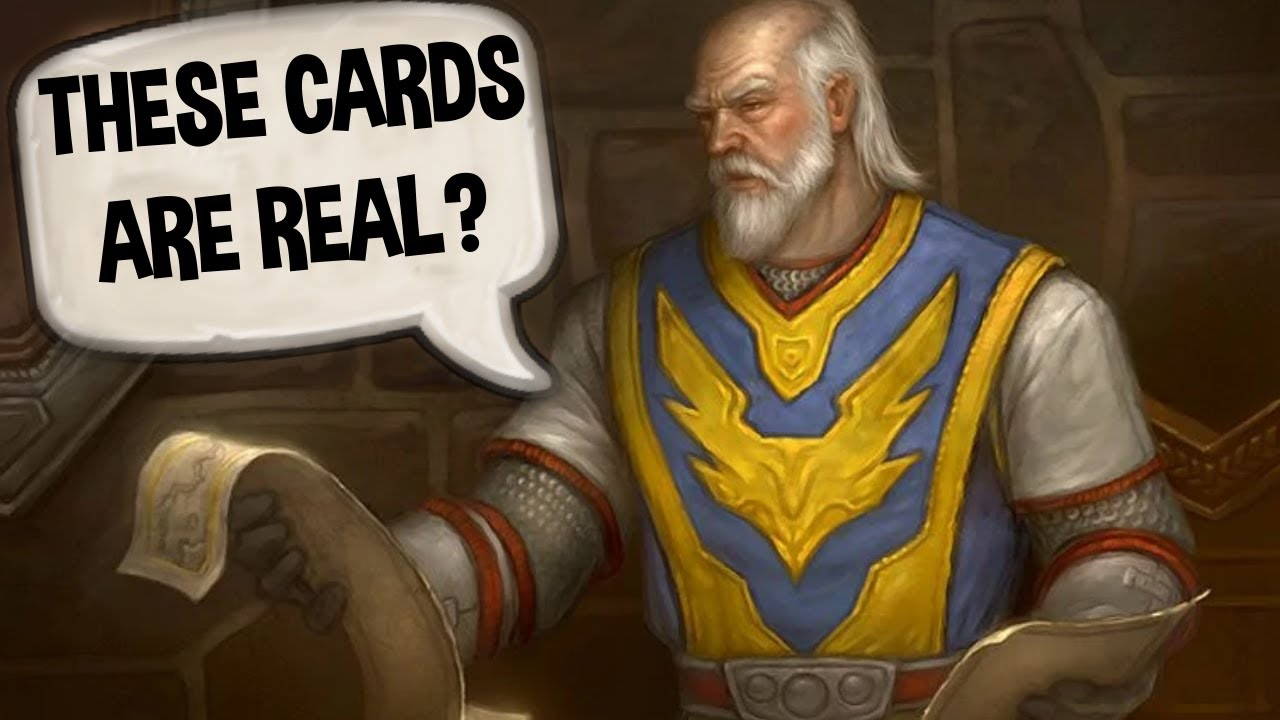 Top 10 Worst Legendary Cards in the History of Hearthstone