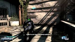 Splinter Cell: Blacklist Gameplay (PC HD)