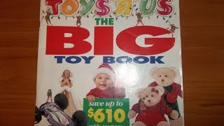 A Nostalgic Christmas: 1994 Toys R Us Catalog (Christmas Day)