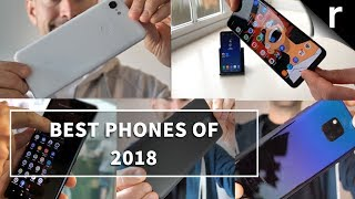 Best Phones of 2018 | Which is your favourite?