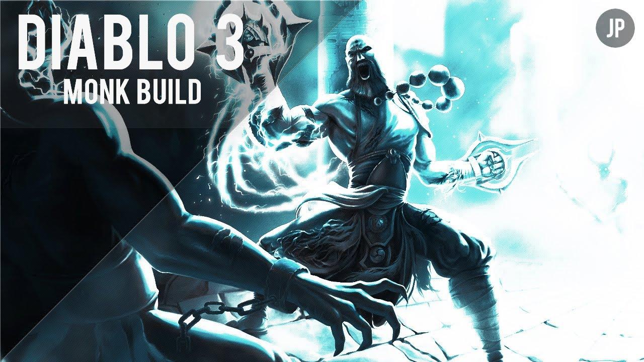 Best Build For A Monk Diablo