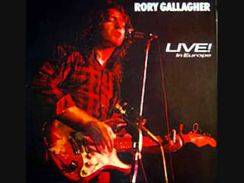 Rory Gallagher  'Messin' With The Kid'