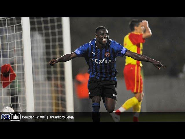 2008-2009 - Jupiler Pro League - 01. AFC Tubeke - Club Brugge 1-4