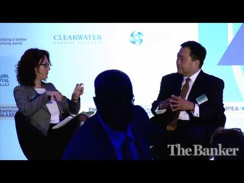 Interview with Cesar Purisma, finance secretary of The Philippines